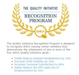 AHCA Qual Initiative